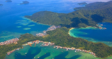 Top 5 islands of Kota Kinabalu